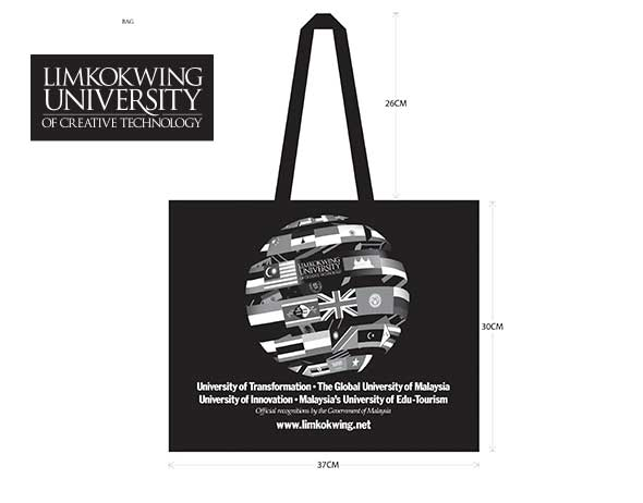 Eco Bags Limkokwing University (Design)